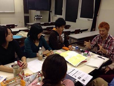 10/22(水)Youth for Rightsの全体ミーティングと学習会を開催しました