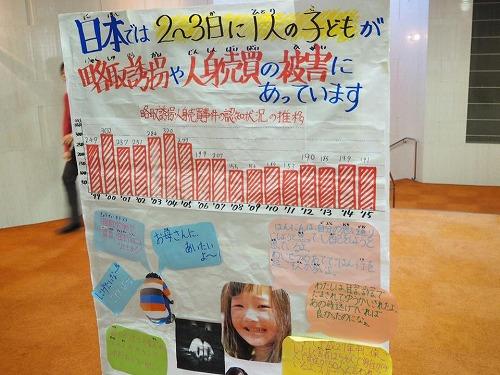 12/10&11、子どもの権利条約フォーラムin関西に参加してきました!②