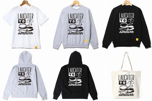 12/1から1週間限定販売!JAMMIN×C-Rights チャリティTシャツ
