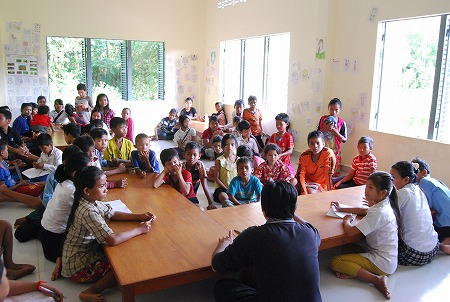 「子どもは子どもを助けられるの?」〜ピア・エデュケーターによる討論会開催
