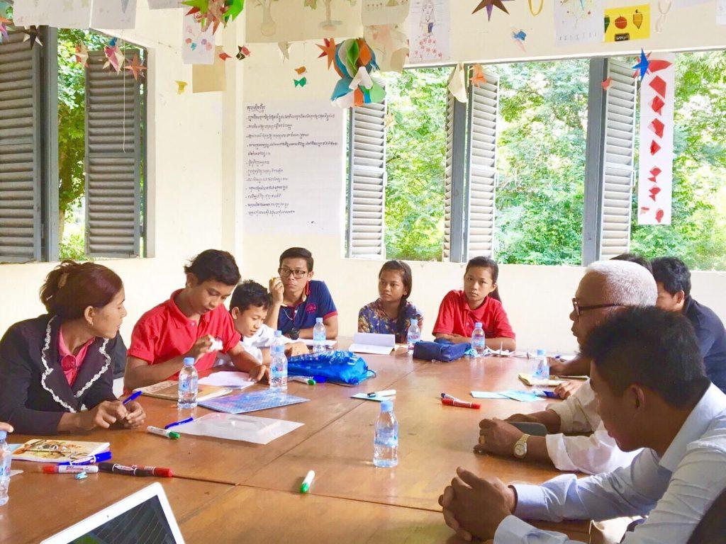 2017年度カンボジア事業報告②