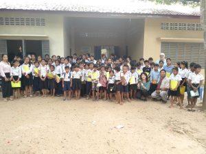 カンボジア〜タナオコミューン訪問〜